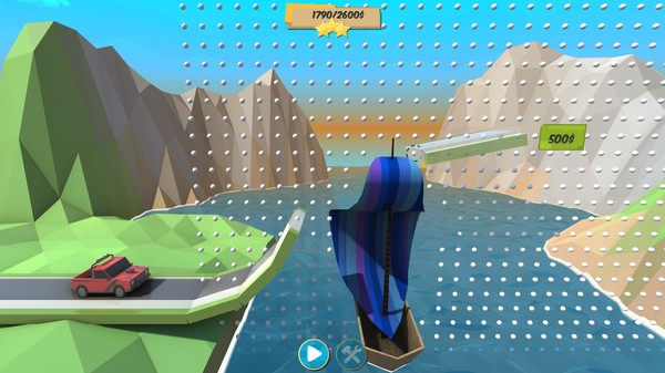 Bridge Builder Racer