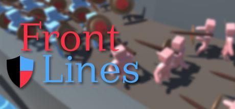 Купить Front Lines