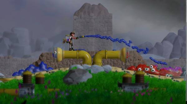 скриншот Vessel 3