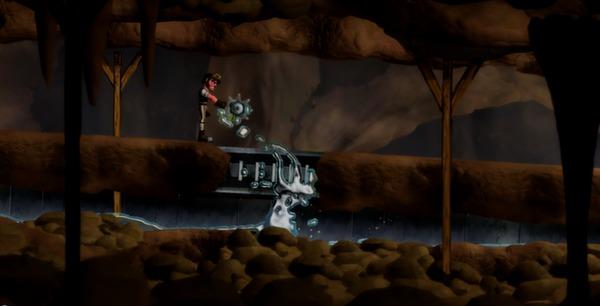 скриншот Vessel 1