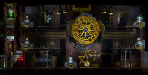 скриншот Vessel 2