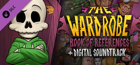 Купить The Wardrobe - Book of References + Digital Soundtrack (DLC)