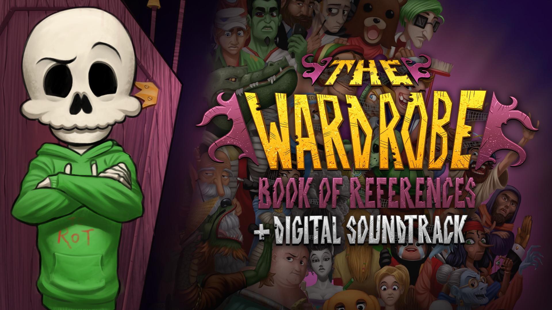 The Wardrobe - Book of References + Digital Soundtrack