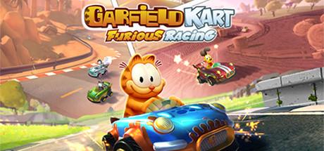 Garfield Kart – Furious Racing Capa