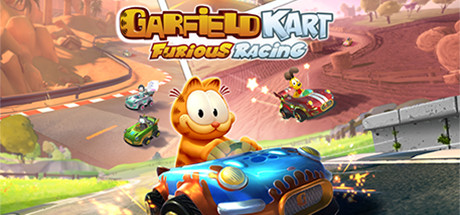Garfield Kart - Furious Racing [FitGirl Repack]