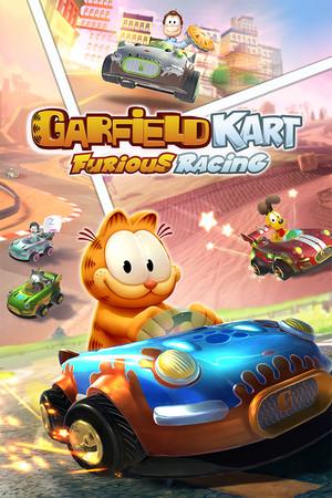 Garfield Kart - Furious Racing poster image on Steam Backlog