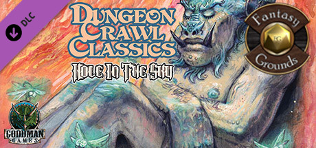 Fantasy Grounds - Dungeon Crawl Classics #86: Hole in the Sky (DCC)