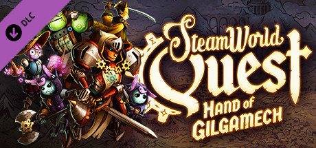 Купить SteamWorld Quest: Hand of Gilgamech - Soundtrack (DLC)
