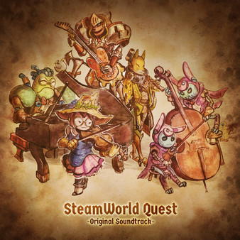 SteamWorld Quest: Hand of Gilgamech - Soundtrack (DLC)