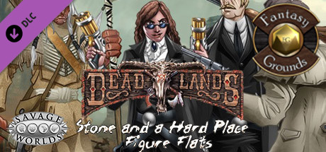 Купить Fantasy Grounds - Stone and a Hard Place Figure Flats (Token Pack) (DLC)