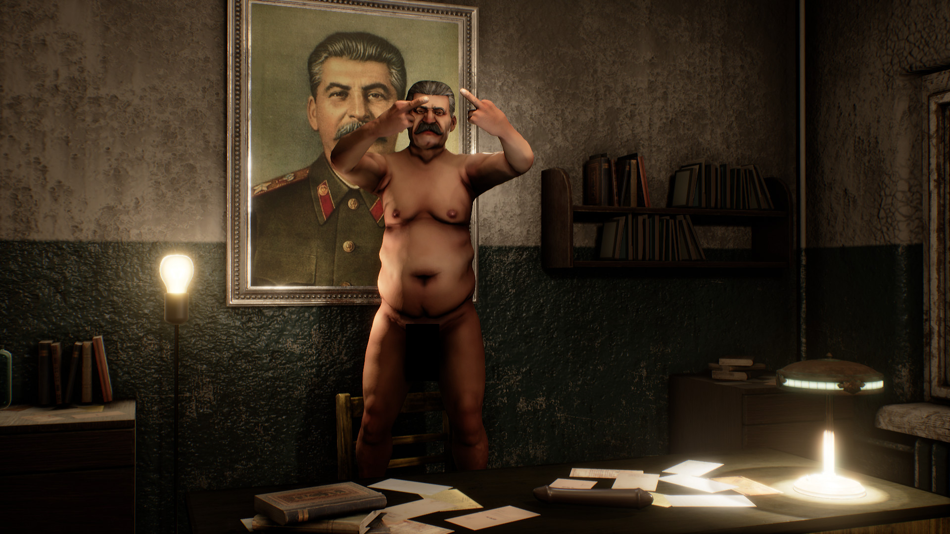 Sex with Stalin on Steam