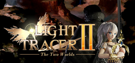 Light Tracer 2 The Two Worlds Capa