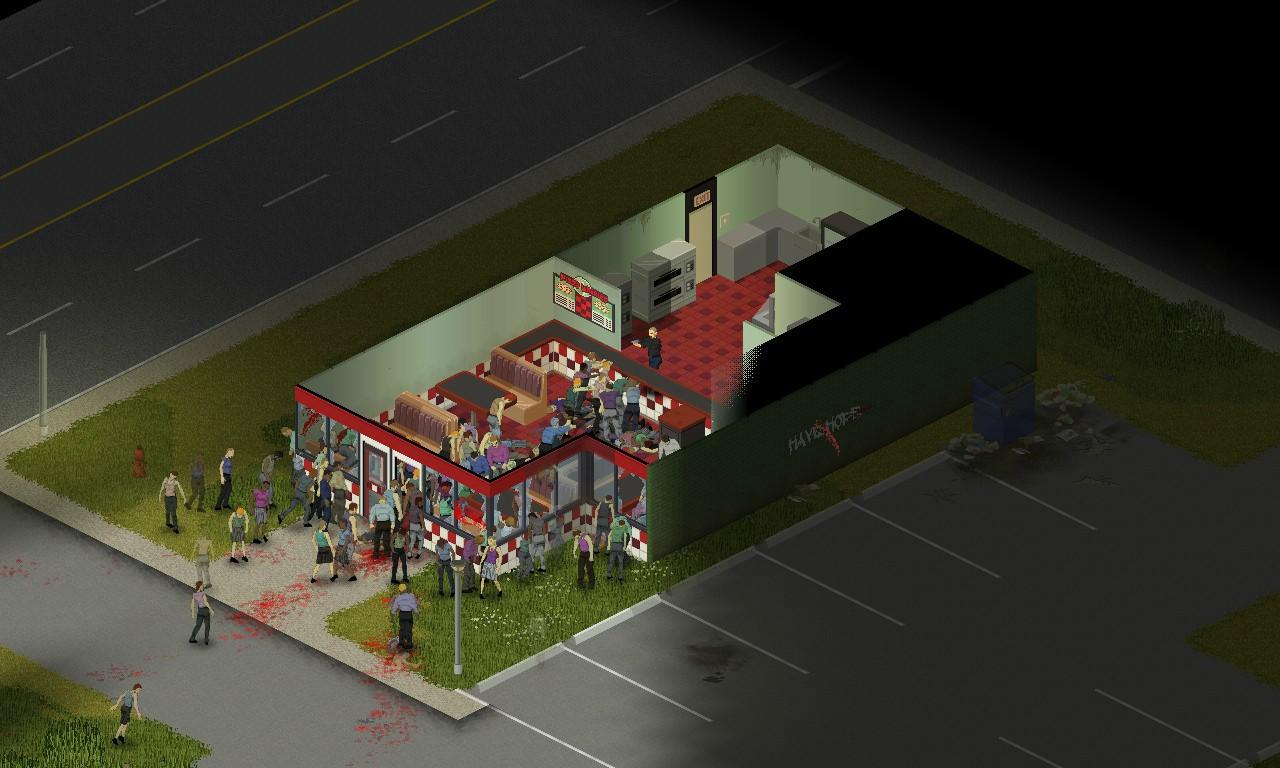 Project Zomboid on Steam on