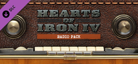 Hearts of Iron IV: Radio Pack cover art