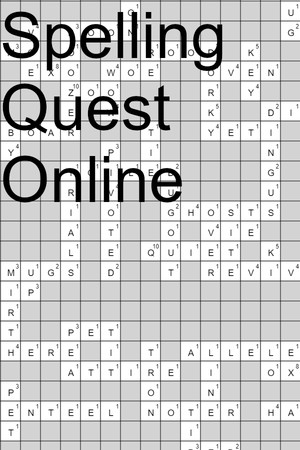 Spelling Quest Online poster image on Steam Backlog