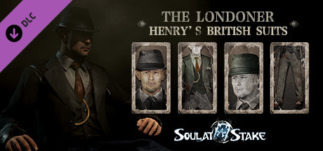 灵魂筹码 - 卢弘业英伦西装 Soul at Stake - The Londoner Henry's British Suits