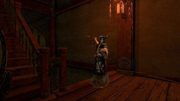灵魂筹码 - 幽伶解罗裳戏服 Soul at Stake - Under the Gown April's Costumes (DLC)