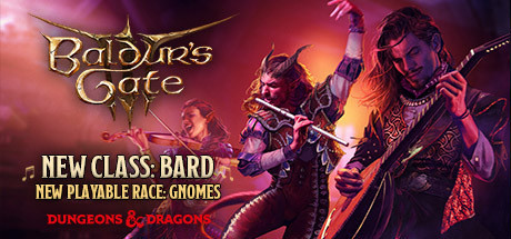 Baldur's Gate 3 cover art