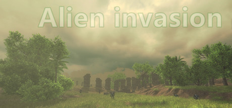 Купить Alien invasion