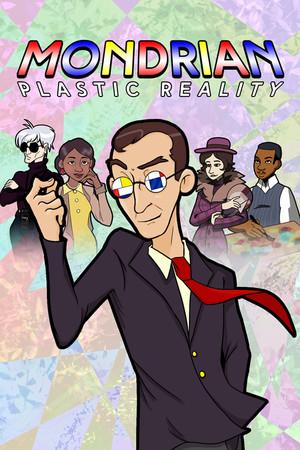 Mondrian - Plastic Reality poster image on Steam Backlog