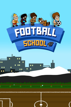Football School poster image on Steam Backlog