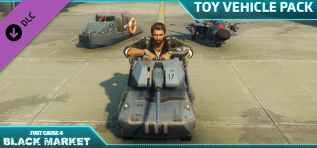 Just Cause 4: Toy Vehicle