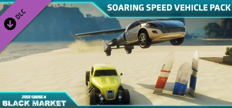 Just Cause 4: Soaring Speed Vehicle Pack