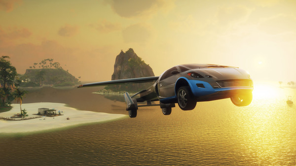 скриншот Just Cause 4: Soaring Speed Vehicle Pack 1