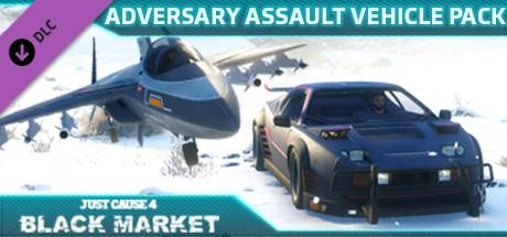 Just Cause 4: Adversary Vehicle Pack