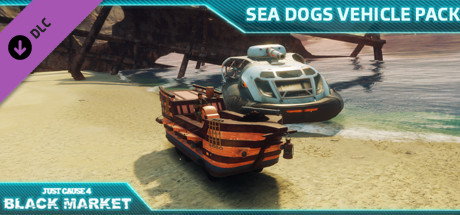 Just Cause 4: Sea Dogs Vehicle Pack
