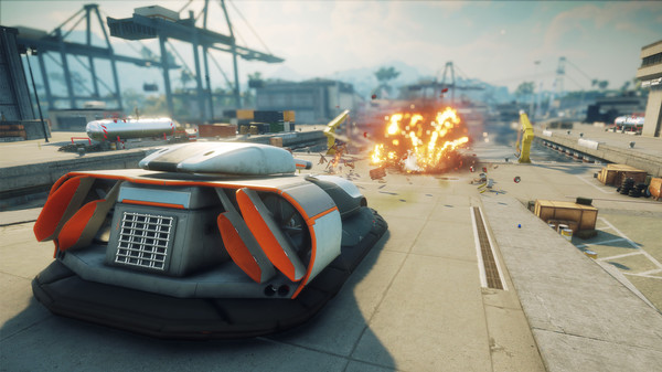 скриншот Just Cause 4: Sea Dogs Vehicle Pack 0