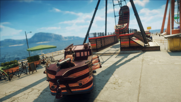 скриншот Just Cause 4: Sea Dogs Vehicle Pack 1