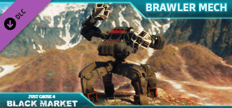 Just Cause 4: Brawler Mech
