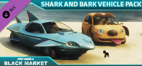 Just Cause 4 : Shark & Bark Vehicle Pack