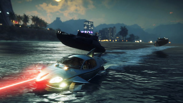 скриншот Just Cause 4 : Shark & Bark Vehicle Pack 0