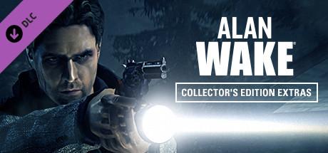 Alan Wake Collectors Edition Extras