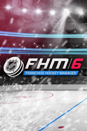 Franchise Hockey Manager 6 poster image on Steam Backlog