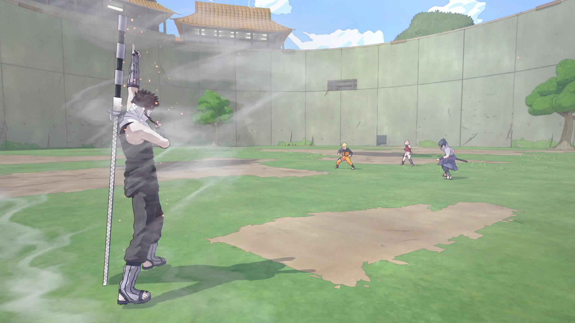 NTBSS: Master Character Training Pack - Zabuza Momochi