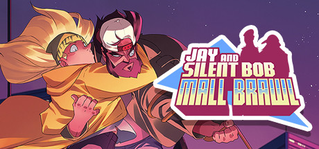 Jay and Silent Bob Mall Brawl Capa