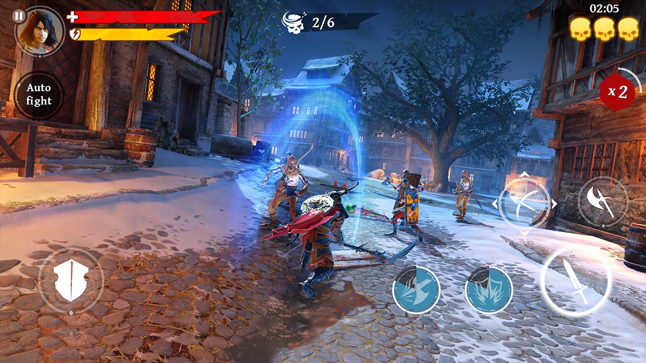 Iron Blade: Medieval RPG on Steam