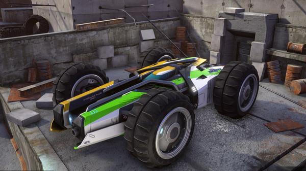 GRIP: Combat Racing - Artifex Car Pack (DLC)