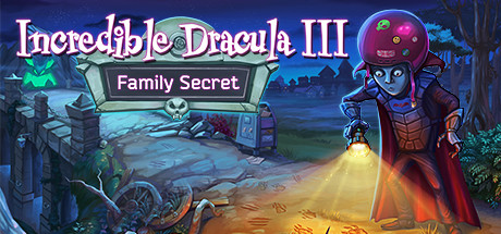 Купить Incredible Dracula 3: Family Secret
