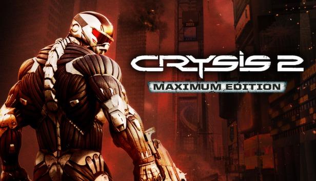 Crysis 2 - Maximum Edition on Steam