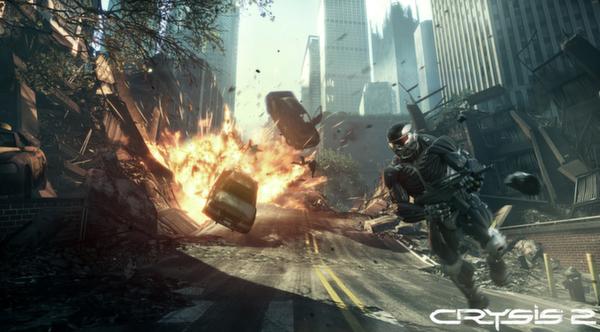 Скриншот №2 к Crysis 2 - Maximum Edition
