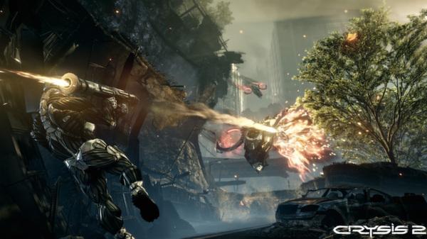 Скриншот №8 к Crysis 2 - Maximum Edition