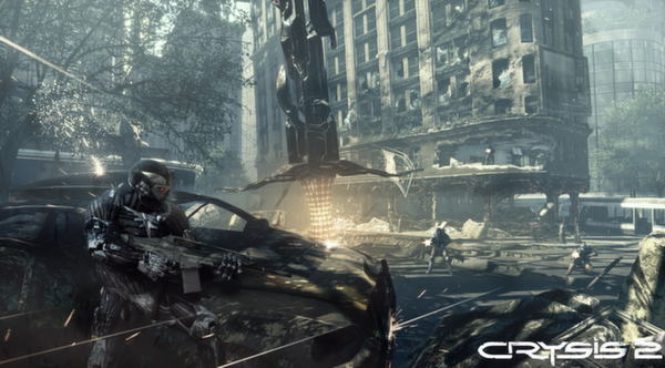 Скриншот №6 к Crysis 2 - Maximum Edition