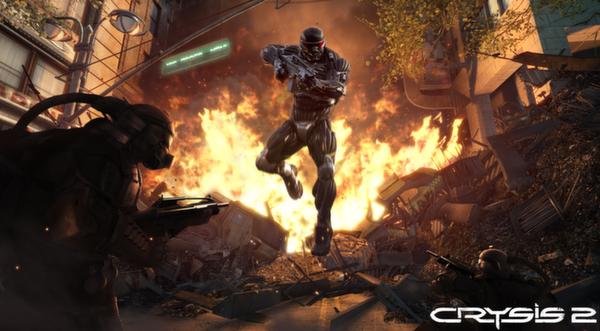 Скриншот №1 к Crysis 2 - Maximum Edition