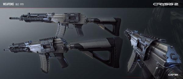 Скриншот №5 к Crysis 2 - Maximum Edition