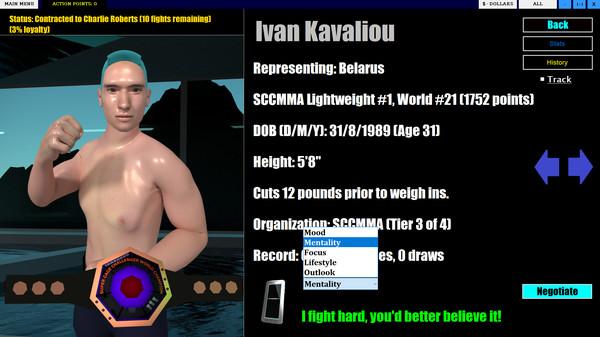 MMA Executive