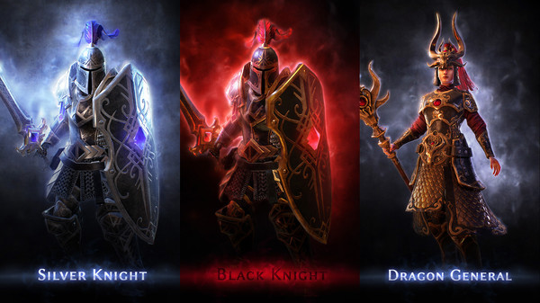 Grim Dawn - Steam Loyalist Items Pack 2 (DLC)